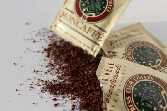Descafeinado Liofilizado Moncaffe