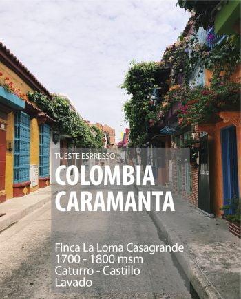 Colombia Caramanta